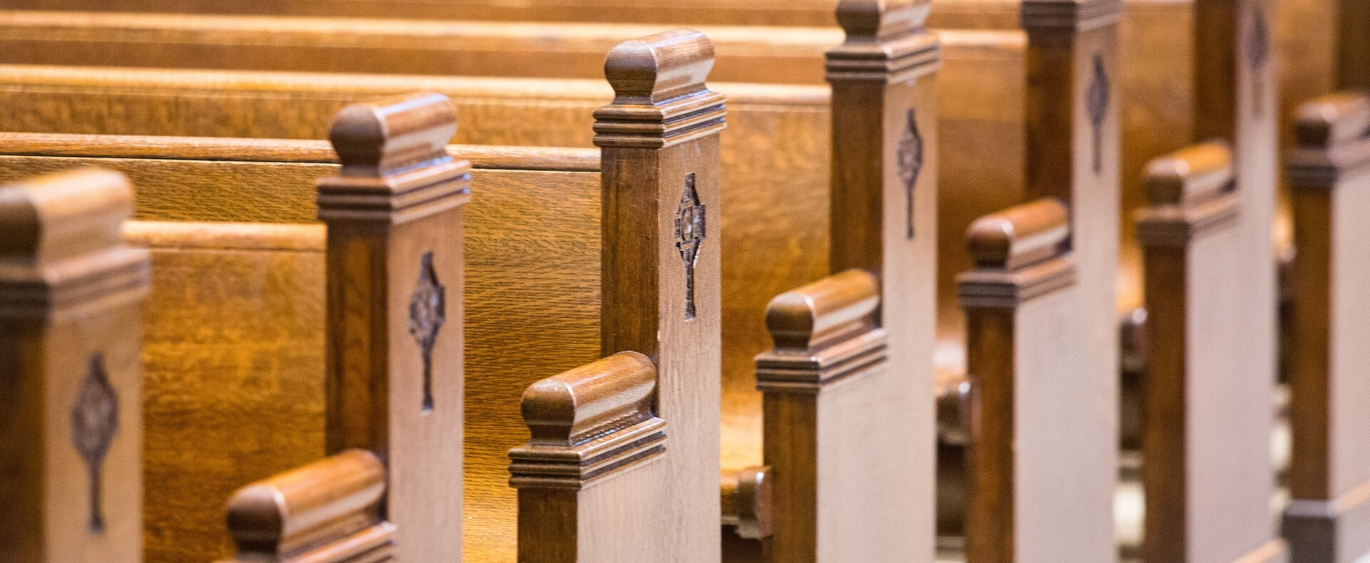 These church pews are waiting for your church family - Real Estate Professional Services - The Church Specialists
