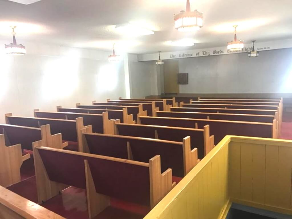 Former Baptist Church | Real Estate Professional Services