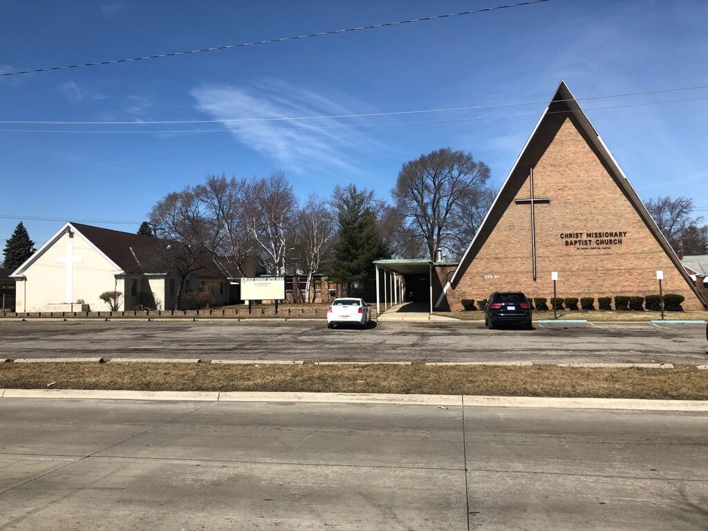 Christ Missionary Baptist Church - 21439 Kelly Rd, Eastpointe, Michigan 48021 | Real Estate Professional Services
