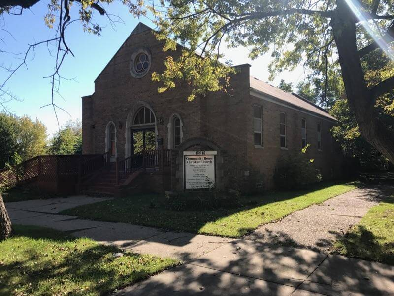 Former Community House Christian Center | Real Estate Professional Services