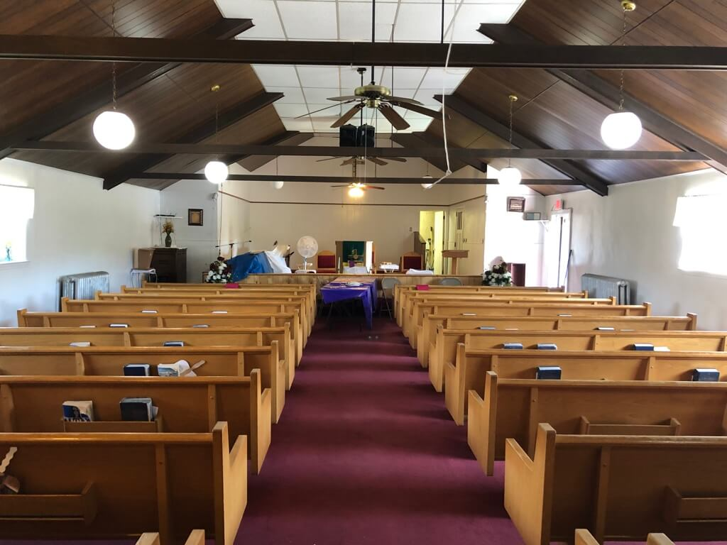 Gregg Memorial AME Church | Real Estate Professional Services