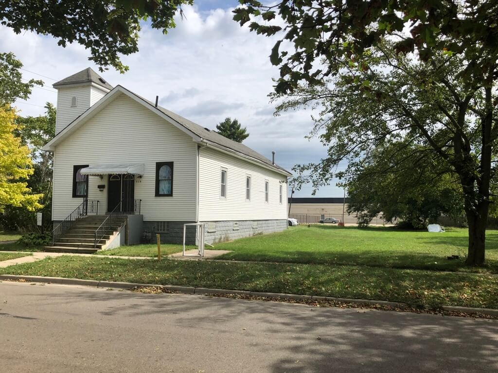 Carey Chapel AME Church - 119 + 121 Almyra Ave, Monroe, Michigan 48161 | Real Estate Professional Services