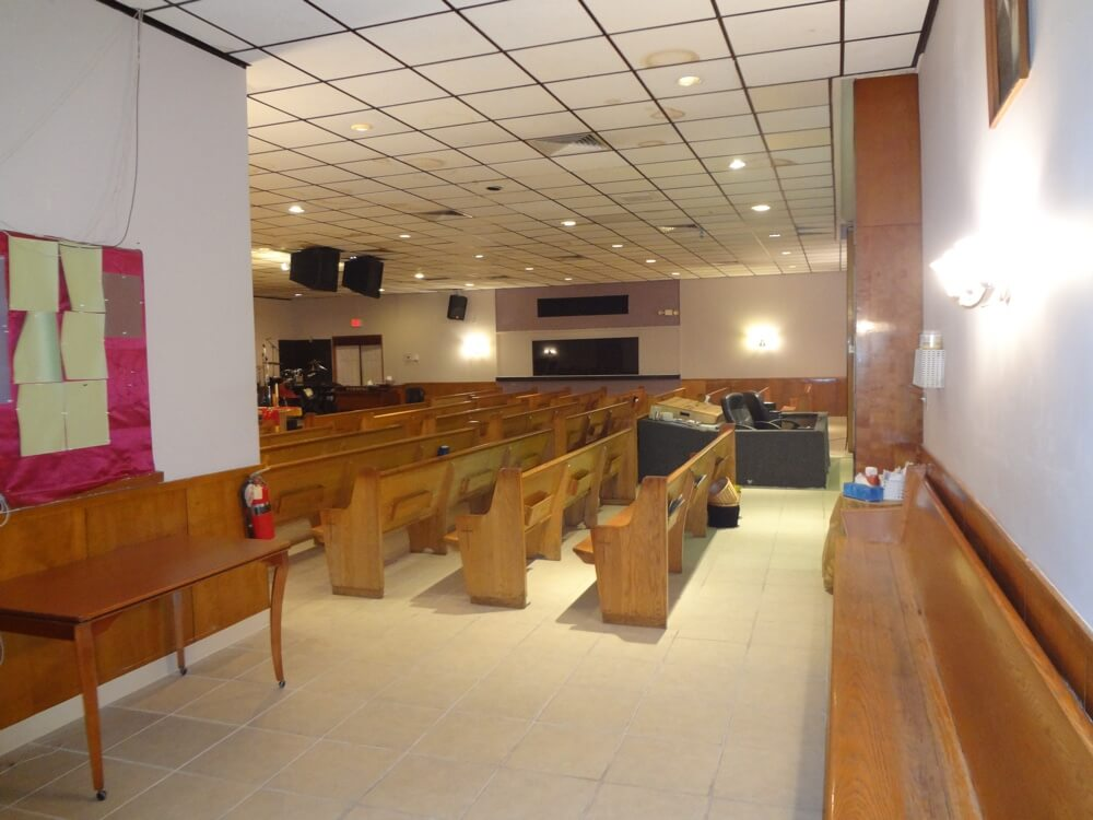 Former Open Door Church of God in Christ | Real Estate Professional Services