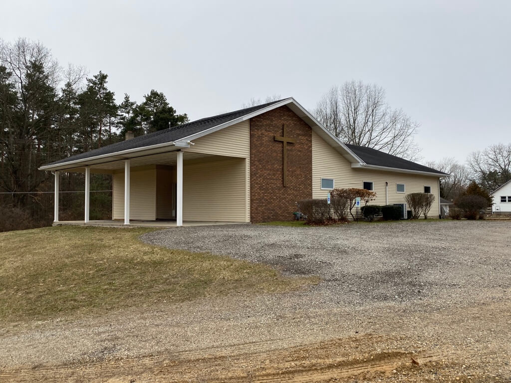 Centerpoint Church - 61070 Hwy M-40, Antwerp Township (Paw Paw), Michigan 49079 | Real Estate Professional Services