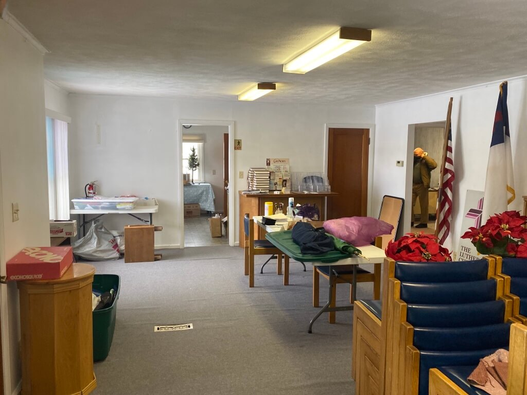 Former Faith Lutheran Church | Real Estate Professional Services