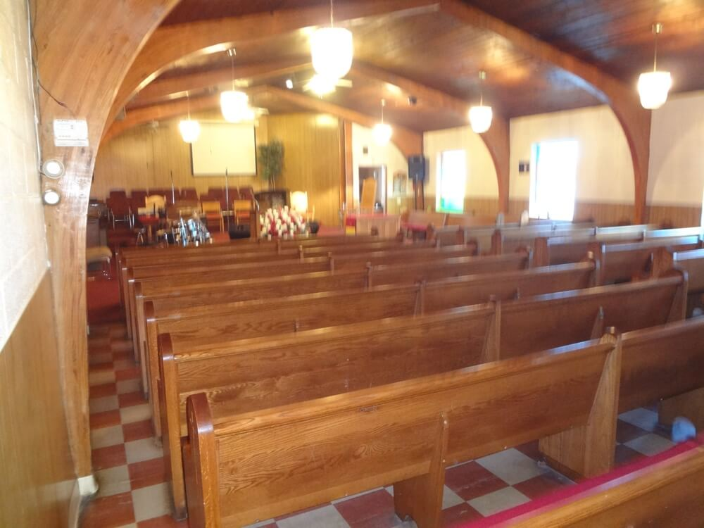 Former Faith Community Center Church of God in Christ | Real Estate Professional Services