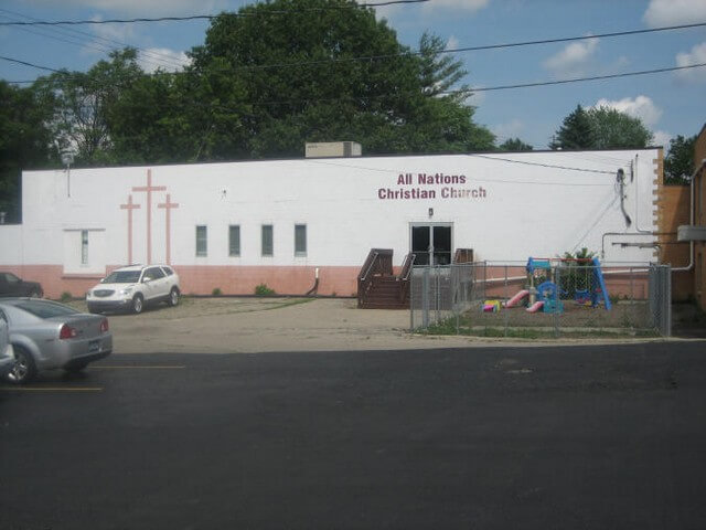 Bank Owned Church Facility - 1205 E. Saginaw, Lansing, Michigan 48906 | Real Estate Professional Services