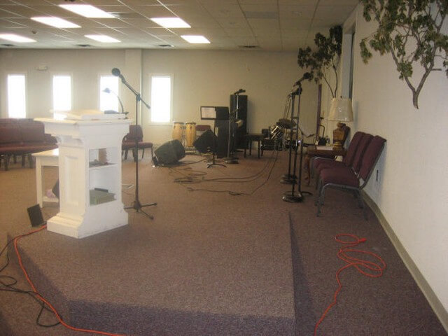 Bank Owned Church Facility | Real Estate Professional Services