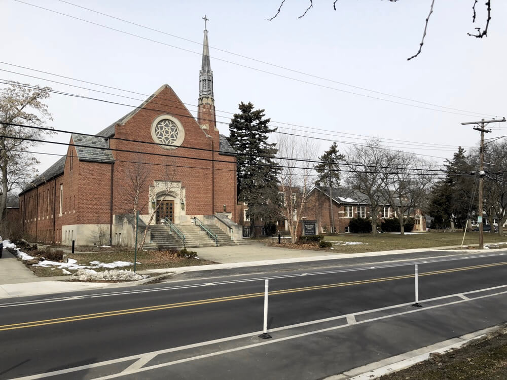 Drayton Avenue Presbyterian Church - 2441 Pinecrest Dr, Ferndale, Michigan 48220 | Real Estate Professional Services