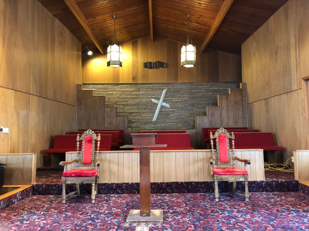 Former Downriver Baptist Church | Real Estate Professional Services